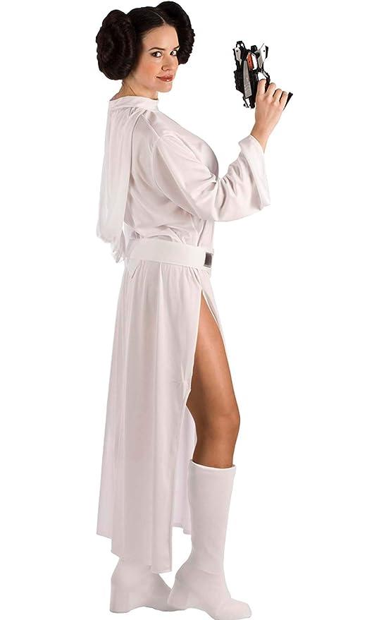 Disfraz de Princesa Leia Eco para Mujer M