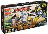 LEGO Ninjago Movie 70609 Manta Ray Bomber Toy