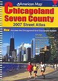 Chicagoland Seven County Street Atlas, , 0841626715