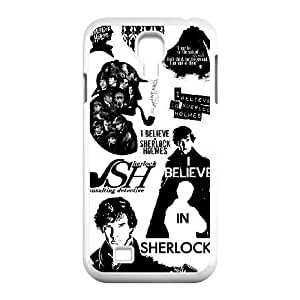 Sherlock Holmes for Samsung Galaxy S4 I9500 Phone Case Cover S4543