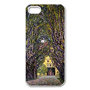 Famous oil painting by Gustav Klimt retro tree hard plastic case for Iphone 5/5S