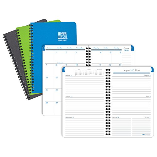 Acco Upper Class Student Weekly / Monthly Planner, Academ...