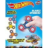 Hot Wheels Bladez Tri Fidget Spinnerz (Blue)