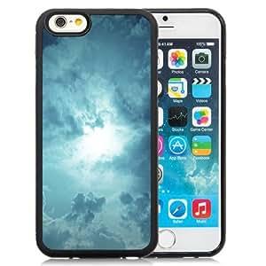 NEW DIY Unique Designed iPhone 6 4.7 Inch TPU Phone Case For Dark Blue Sky Phone Case Cover