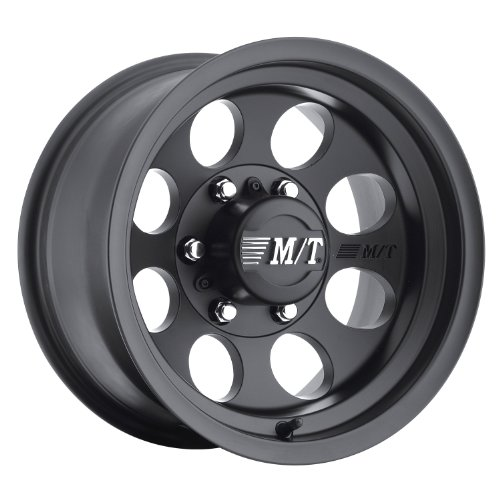 Classic Wheels Rims - Mickey Thompson Classic III Wheel with Satin Black Finish (17x9