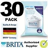 30 X Brita Maxtra Water Filters Refills Cartridges Pack Wf0400