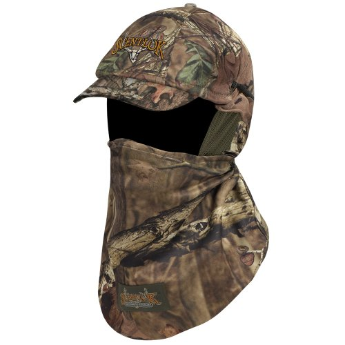 Scent-Lok Men's Ultimate Lightweight Headcover, Mossy Oak Infinity, One Size