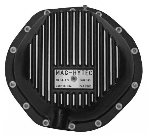 Mag-Hytec Rear Differential Cover Semi Floating Axle GM 1980 to present 2500, 3500, trucks, vans, suburban and more w/ 14-9.5 axle