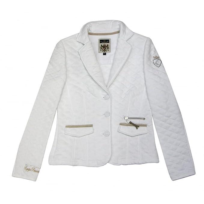 LArgentina - Chaqueta - para hombre Blanco blanco Large