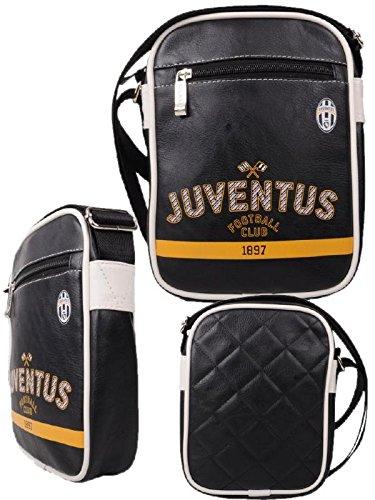 design senza tempo df84a 21c4a Borsello tracolla marsupio Juventus Accessori squadre calcio ...