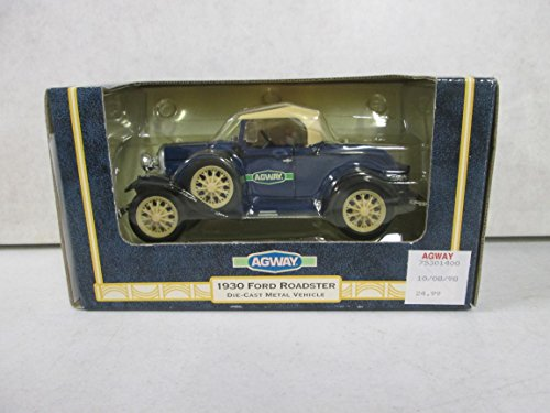 - Ertl Collectibles 1930 Ford Roadster Agway Second Series Edition Two 1:25 Scale