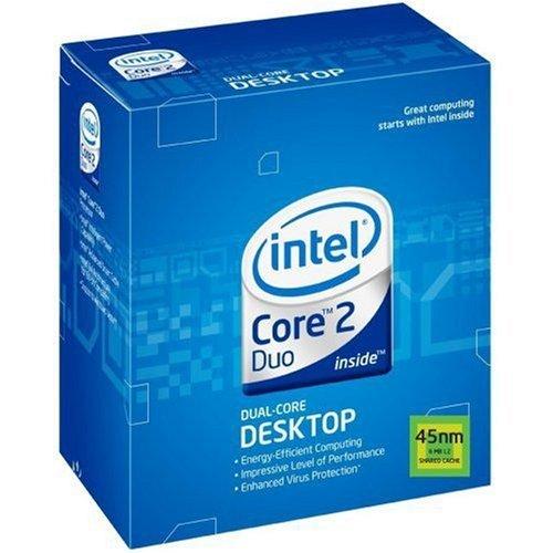 Core 2 Duo E8200 Processor