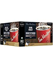 Tim Hortons Original Blend, Dark Roast. for Use with All Keurig K-Cups Brewers., 80 Count