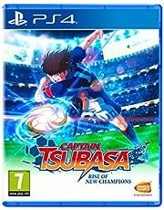 Captain TSUBASA Rise of New Champions Nsw + Esclusiva sciarpa (Esclusiva Amazon) - Bundle Limited - PlayStation 4