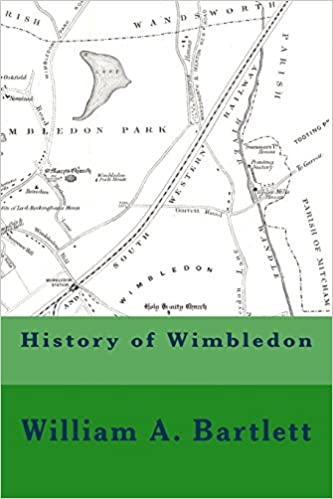 History of Wimbledon book