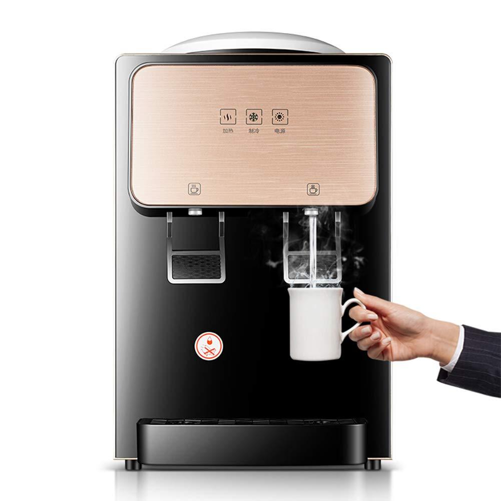 H&RB Dispenser per Acqua Fredda e Fredda da 3-5 galloni, Nero,Ice/Warm/Hot Prezzi