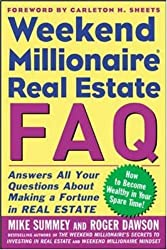 Weekend Millionaire's Frequently Asked Real Estate Questions