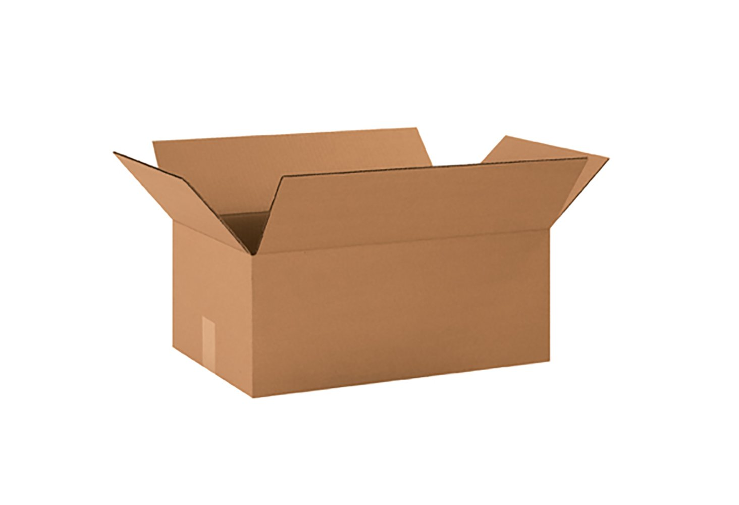 20 Length 12 Width 6 Height Brown RetailSource B201206CB25 Corrugated Box Pack of 25 6 Height 12 Width 20 Length