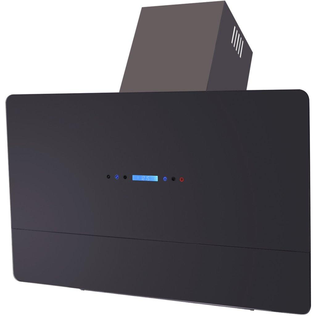 vidaXL Campana Extractora Modelo con Panel Táctil de Color Negro y Plateado 900mm 180W: Amazon.es: Hogar