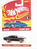 Classics Series 3 -#21 '68 Chevy Nova Copper 5-Spoke Redlines Collectible Collector Car Mattel Hot Wheels