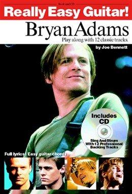 Download Really Easy Guitar Bryan Adams ebook