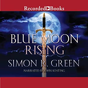 Blue Moon Rising Hörbuch