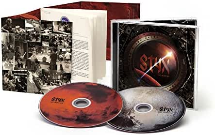 The Mission [CD/Blu-Ray]