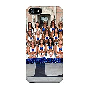 New Style Case Cover LqQdimO1921TToGk Indianapolis Colts Cheerleaders Compatible With Iphone 5/5s Protection Case