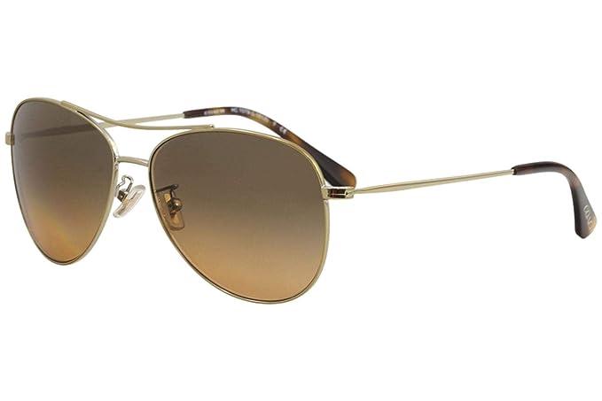Amazon.com: Coach HC7079 58 L1013 - Gafas de sol para mujer ...