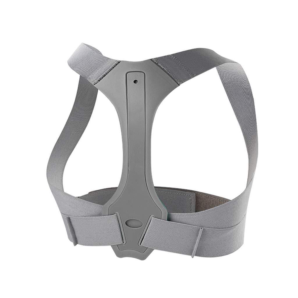 WBBJZBD Anti-Humpback Correction Belt, Invisible Correction Clothing Camelback Correction Belt Anti-Humpback Back Correcting Spinal Correction Belt (Size : L)