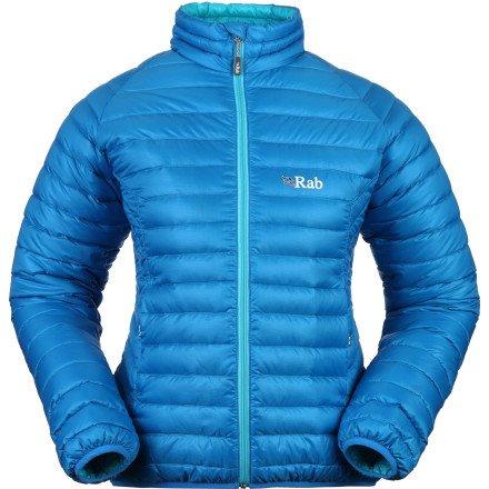 S blue Jacket azure Down Women's Rab 0F6XF