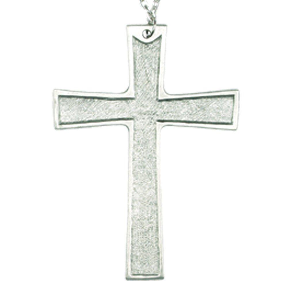 Terra Sancta Guild Pewter Pectoral Cross