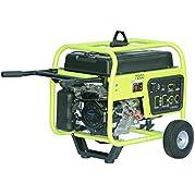 Pramac Tri Fuel Generator Complete Package 7,200 Watts