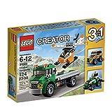 LEGO Creator Chopper Transporter Kit (124 Piece)