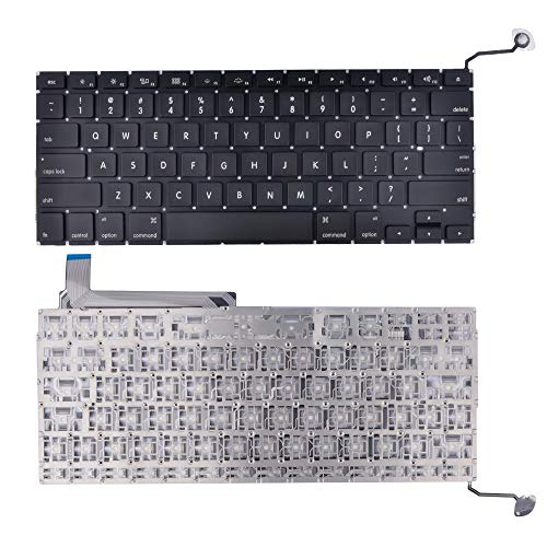 Eathtek Replacement Keyboard NO Backlit and Frame for for sale  Delivered anywhere in USA