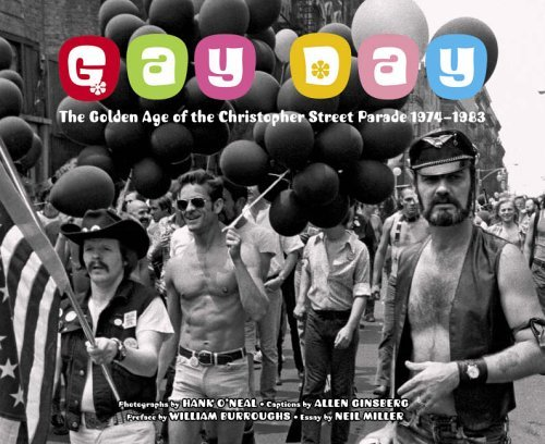 Gay Day: The Golden Age of the Christopher Street Parade 1974-1983 by Louis Ginsberg (2006-05-26)
