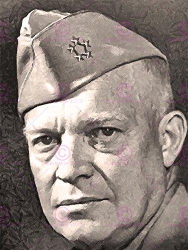 Eisenhower Portrait - 7