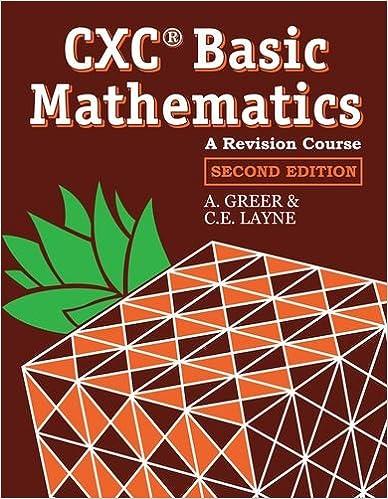 Basic mathematics a revision course for cxc second edition alex basic mathematics a revision course for cxc second edition 2nd edition fandeluxe Images