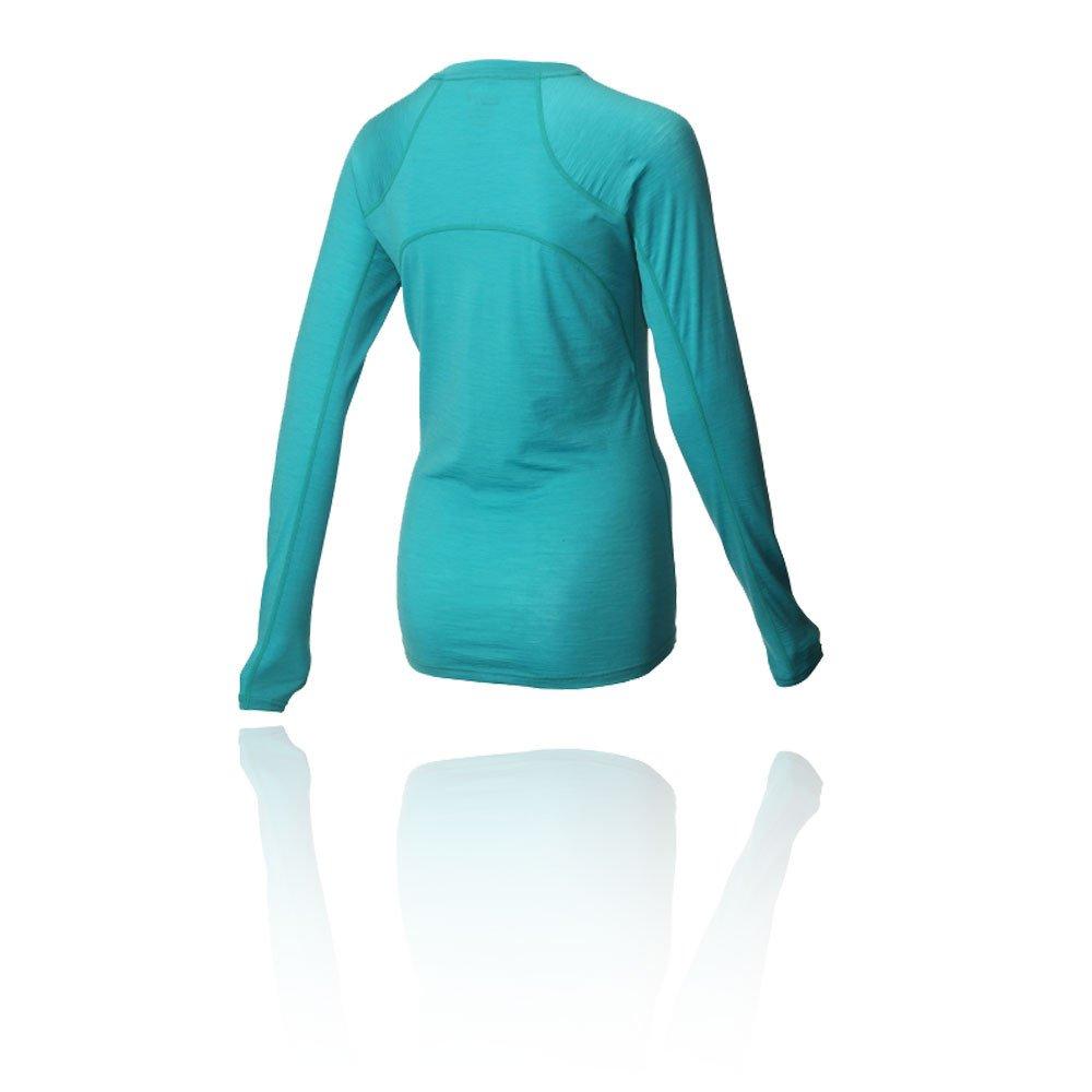 Long Inov8 Women's Sleeve Atc Merino Top Running Ss17 jqAL53Rc4S