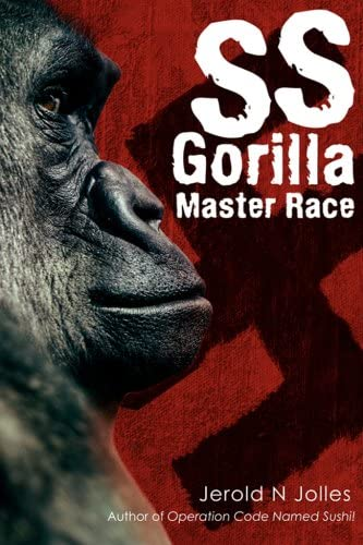 Awesome book about gorillas taking over the gov...