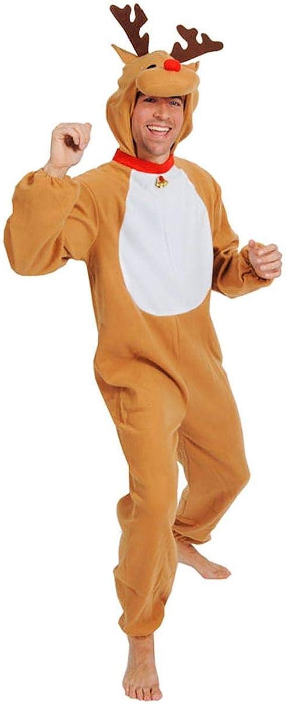 Reindeer Costume Adult Mens T-Shirt
