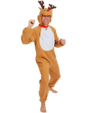 Amazon.com  Reindeer Adult Costume 5fe9fca91