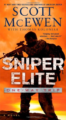 New Sniper Rifles - Sniper Elite: One-Way Trip: A Novel