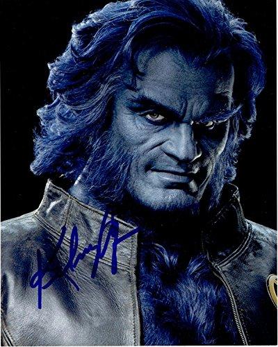 (KELSEY GRAMMER - X-Men's Beast AUTOGRAPH Signed 8x10)