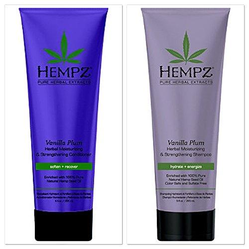 erbal Moisturizing & Strengthening Shampoo + Condtioner Duo (9 oz) (Moisturizing Duo)