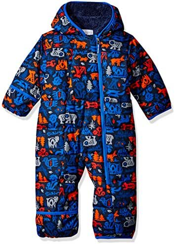 Columbia Baby Boys' Frosty Freeze Bunting