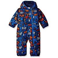 Gerber Baby Boys' 2 Pack Zip Front Sleep 'N Play, Baseball Blue, 6-9 Months