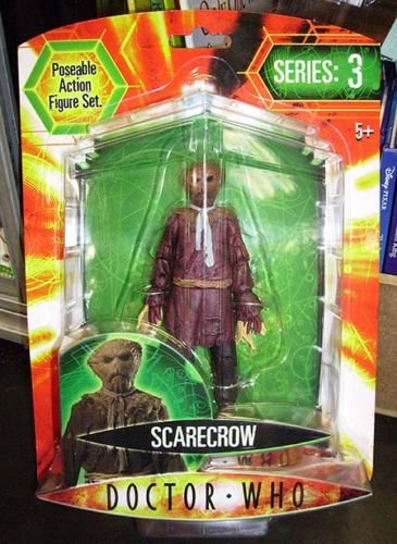 Series Scarecrow 3 - Doctor Who Series 3 Scarecrow (Blue Tie) Action Figure