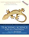 img - for Teaching Science for All Children: Inquiry Methods for Constructing Understanding (with MyEducationLab) (4th Edition) book / textbook / text book
