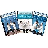 Tai Chi Pushing Hands bundle: 3-DVD set (Dr. Yang, Jwing-Ming) YMAA